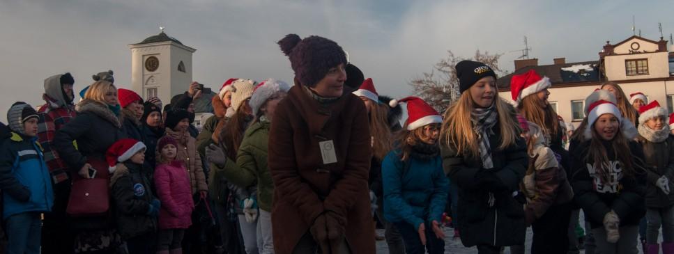 Flashmob Grawitacji podczas Festiwalu Dobroczynności